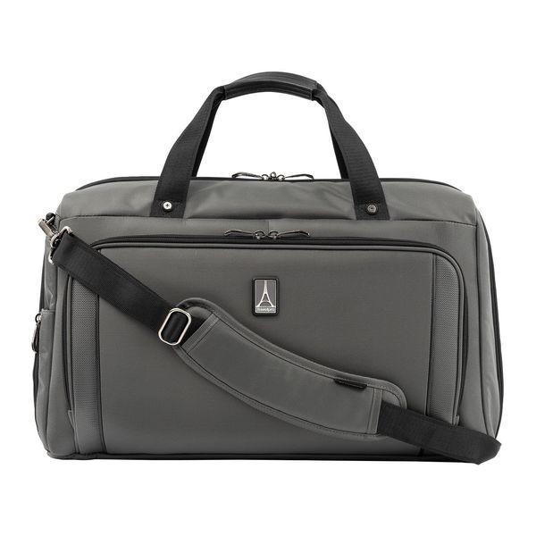トラベルプロ メンズ スーツケース バッグ Crew Versapack Weekender Carry-On Duffel Bag with Suiter