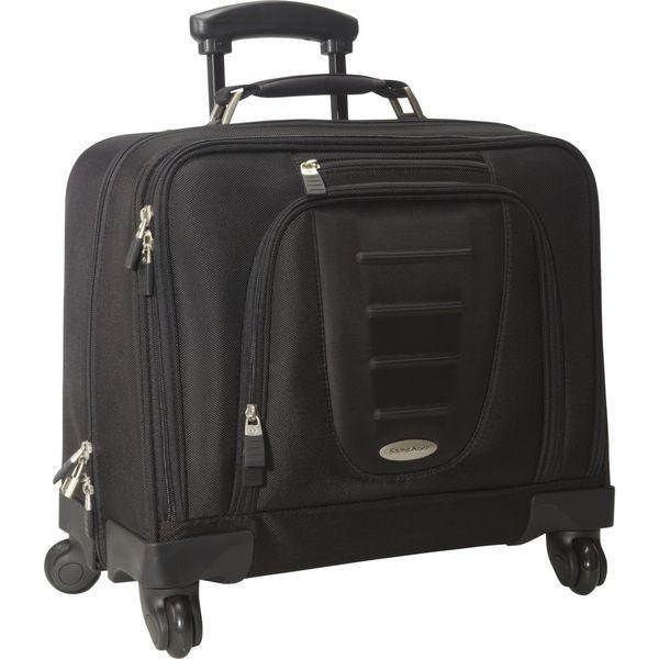 サムソナイト メンズ スーツケース バッグ Spinner Mobile Office