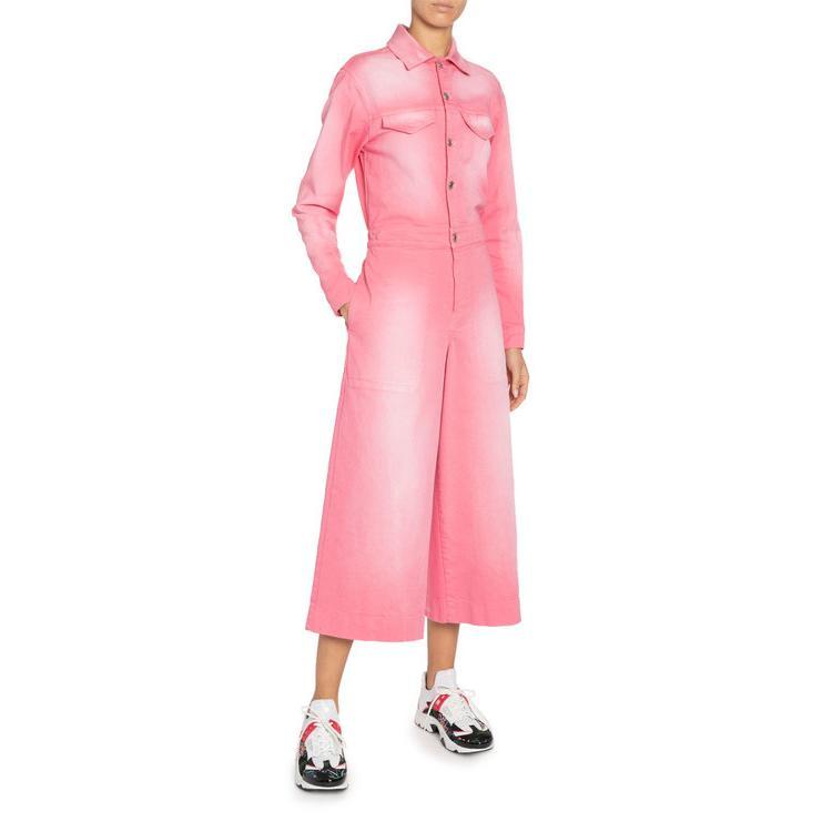 ケンゾー レディース ジャンプスーツ トップス Denim Culotte Jumpsuit