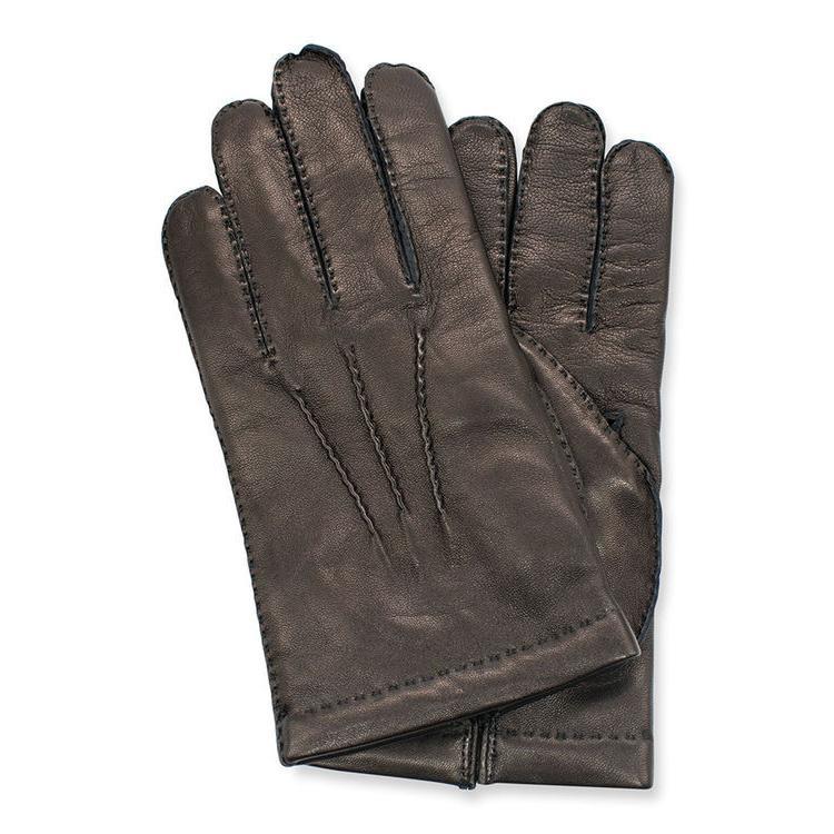 ポルトラーノ メンズ 手袋 アクセサリー Men's Napa Cashmere-Lined Gloves