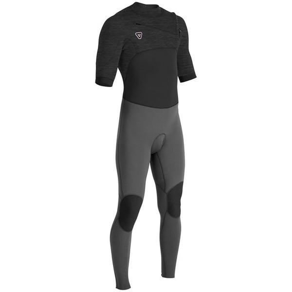 ヴィスラ メンズ 上下セット 水着 Vissla 2/2 7 Seas Short Sleeve 50/50 Wetsuit