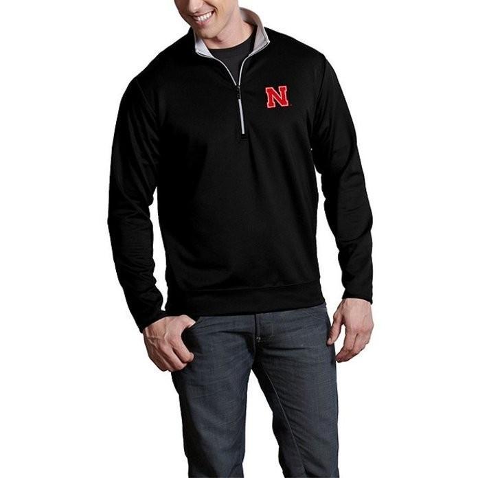 【日本産】 アンティグア Leader メンズ パーカー・スウェット アウター NCAA Pullover Quarter-Zip Leader Quarter-Zip Pullover, 枡屋セレクション Wine & Malt:80c5e288 --- chizeng.com