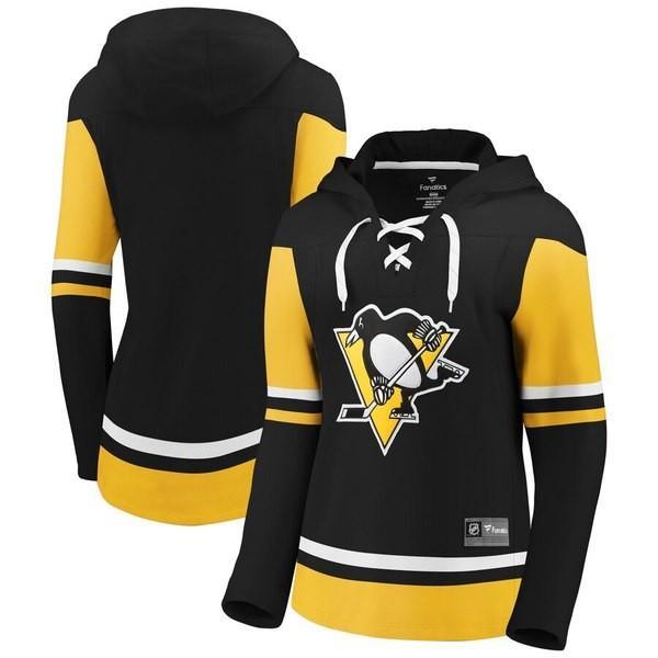 最前線の ファナティクス ブランデッド Franchise レディース パーカー・スウェット アウター Pittsburgh Pittsburgh Penguins Fanatics Fanatics Branded Women