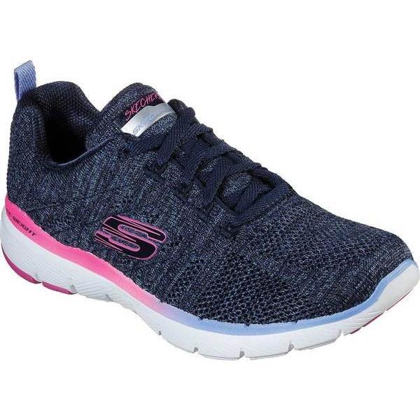 新品?正規品  スケッチャーズ レディース レディース スニーカー 3.0 シューズ スニーカー Flex Appeal 3.0 Reinfall Sneaker, 靴のオフサイド:4bf9f579 --- theroofdoctorisin.com