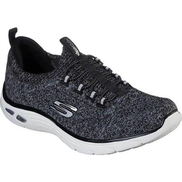 【爆売り!】 スケッチャーズ Witted Sneaker レディース D