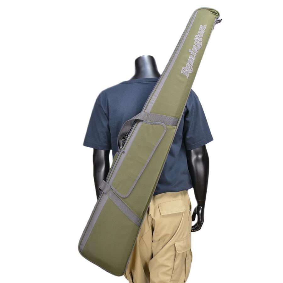 Remington ライフルケース 18968 プレミアム 52インチ アサルトライフルケース ショットガンケース ライフル銃ケース 散弾銃ケース