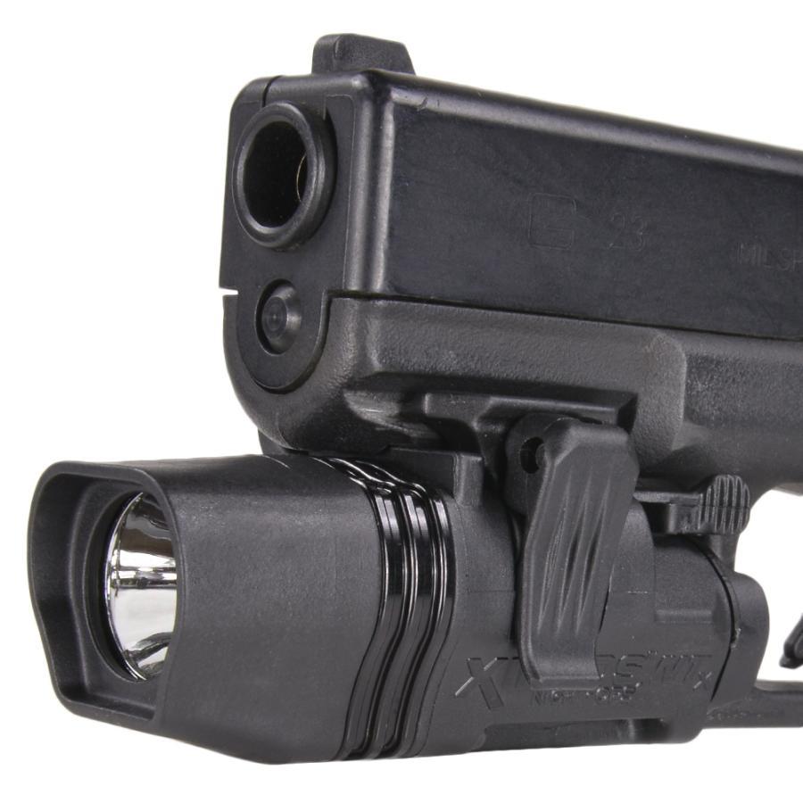 ブラックホーク Xiphos NTX ウエポンライト 75206 NIGHT-OPS タクティカルライト ウェポンライト レーザーライト