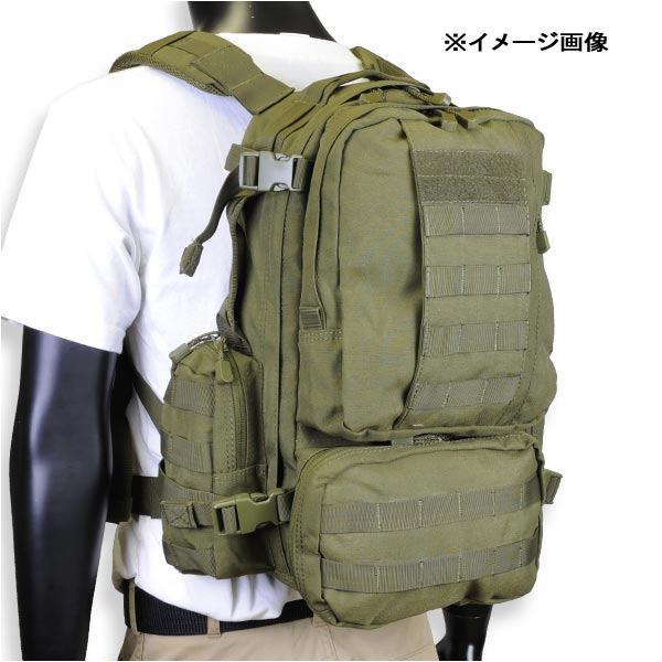 CONDOR コンボイ バックパック 169 [ オリーブドラブ ] 169-001 リュックサック ナップザック デイパック カバン かばん 鞄