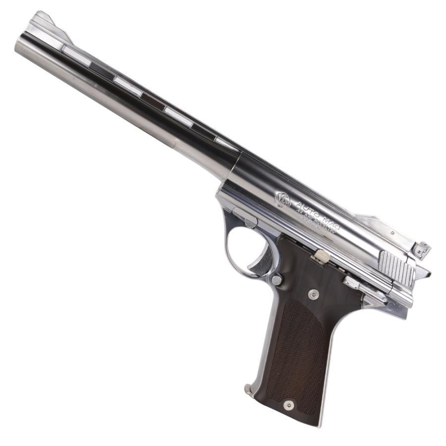マルシン ガスガン 44オートマグ クリントワン ABS シルバー Clint1 ハンドガン ピストル ガス銃 18才以上用 18歳以上用