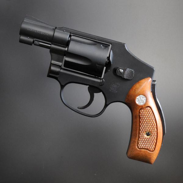 タナカ モデルガン S&W M40 センチニアル 2インチ レモンスクイザー TANAKA スミス&ウエッソン スミス&ウェッソン ハンドガン
