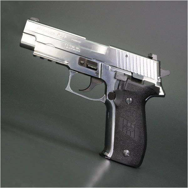 タナカ モデルガン SIG P226 レイルドフレーム エボリューション ステンレス TANAKA ハンドガン ピストル SIGSAUER