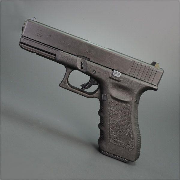 タナカ モデルガン GLOCK17 3rd エボリューション HW タナカワークス 発火モデルガン ハンドガン ピストル