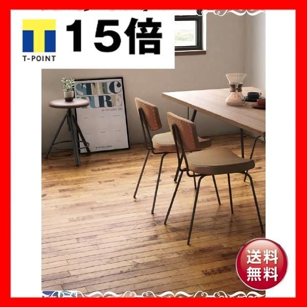 サンゲツ 店舗用クッションフロア アンティークメイプル 品番CM-1233 サイズ 182cm巾×2m