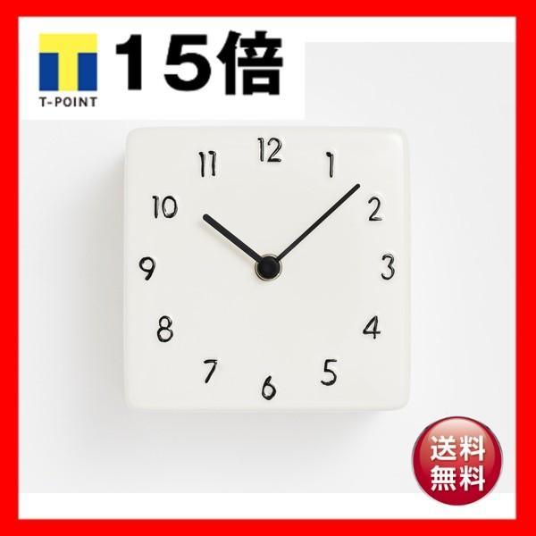 CHAMBRE CERAMIC WALL CLOCK〔黒〕