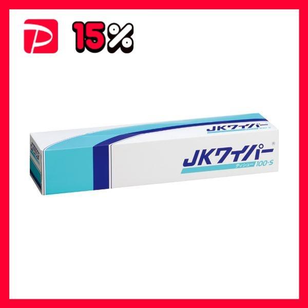 日本製紙クレシア JKワイパー100S/100枚入 ×30セット