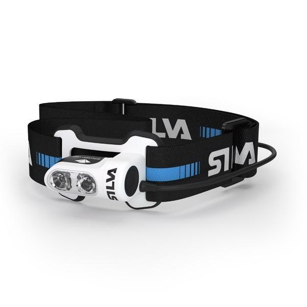 SILVA シルバ LEDヘッドランプ トレイルランナー4 X 充電池式 国内正規代理店品