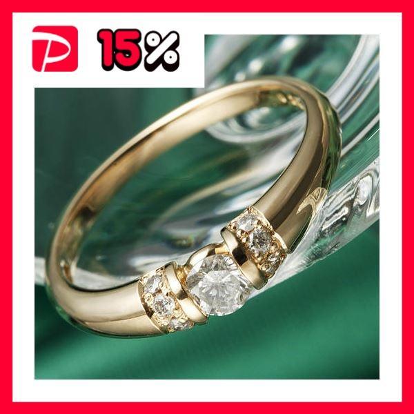 激安通販 指輪 11号K18PG/0.28ctダイヤリング 指輪 11号, セレクトショップAQUA(アクア):54092195 --- airmodconsu.dominiotemporario.com