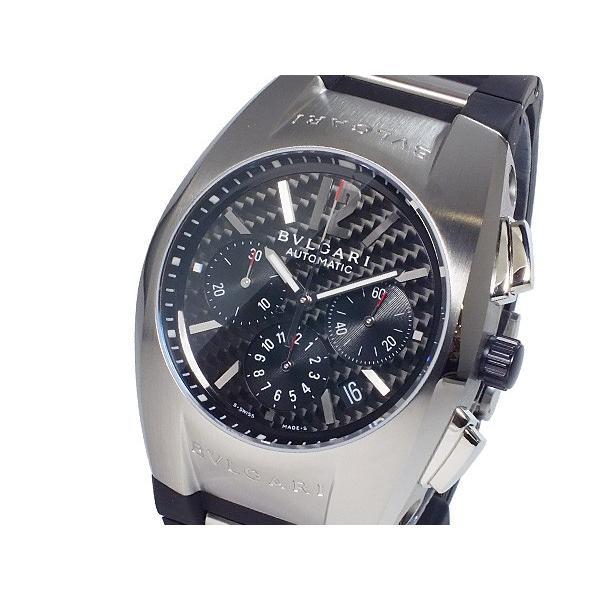 無料発送 ブルガリ BVLGARI 自動巻き ブラック クロノグラフ BVLGARI メンズ 腕時計 腕時計 EG40BSVDCH (き) ブラック, 越生町:59418a8e --- airmodconsu.dominiotemporario.com