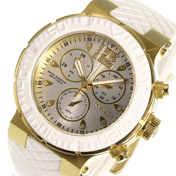 【お取り寄せ】 インヴィクタ INVICTA クオーツ INVICTA レディース 腕時計 クオーツ 90281 腕時計 シルバー シルバー, ウタヅチョウ:777042c8 --- airmodconsu.dominiotemporario.com