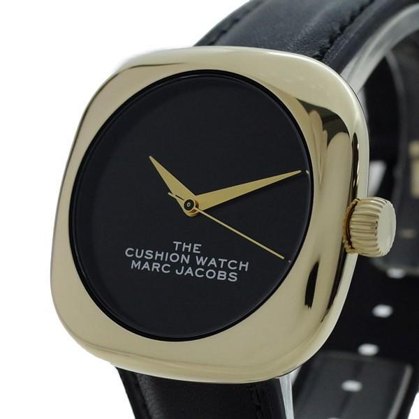 【最新入荷】 マークジェイコブス MARC JACOBS 腕時計 レディース MJ0120179302 THE CUSHION WATCH クォーツ ブラック, トモエ堂 909bec0b