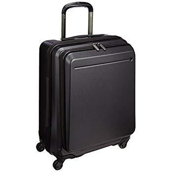 エースジーン スーツケース 機内持ち込み可 38L 47 cm 3.4kg ブラック