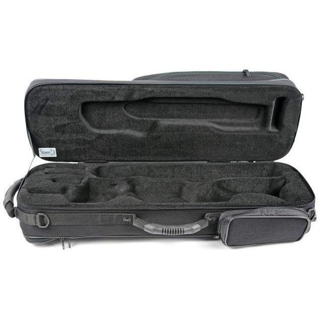 バム ソプラノサクソフォン用 トレッキングケース ブラック 3020SN rexisss 06