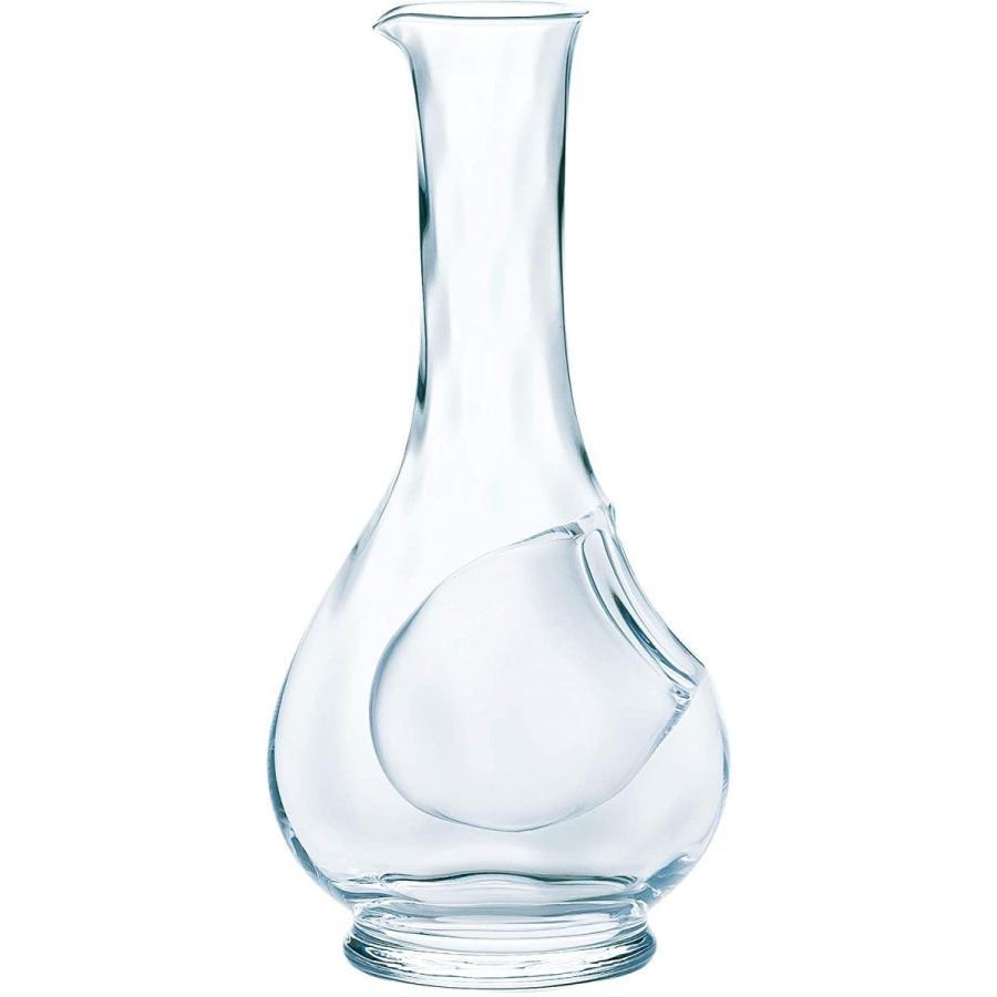 東洋佐々木ガラス ワインクーラー クリア 750ml セレーブル 大 氷ポケット付 日本製 61230|rexisss|04