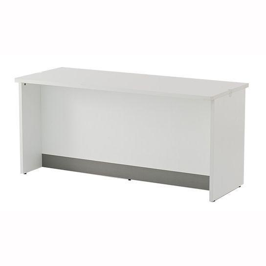 ノルム ノルム ローカウンターII W1500 (巾木付き)ホワイト Z-SHLC-1500WH2 アールエフヤマカワ RFyamakawa