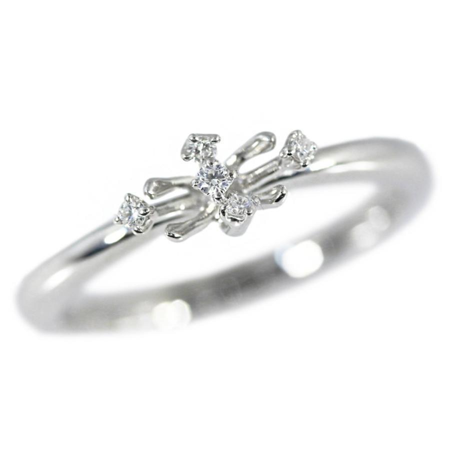 正式的 TASAKI(タサキ・田崎真珠) 5P・ダイヤモンドリング・指輪/K18WG/750-3.1g/0.04ct/11号/#51/TASAKI PEARL/RF4/h190216/277993, プレミアムブック aebe68fe