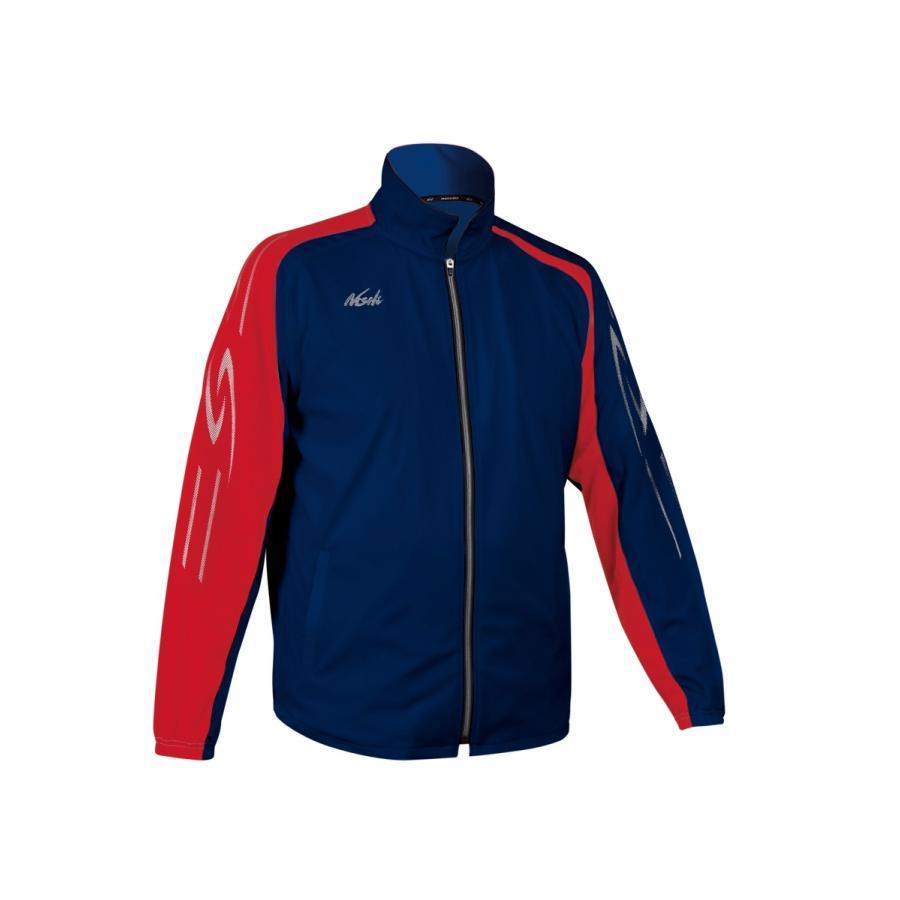 ニシスポーツ スーパーライトトレーニングジャケット N71-001J-0506 陸上・ランニングウエア