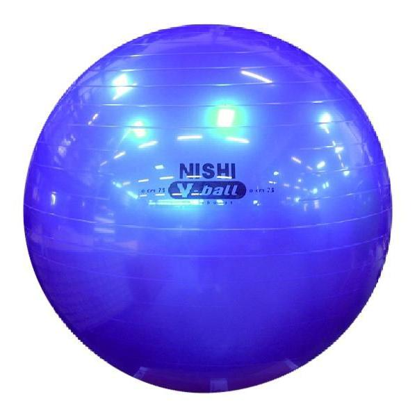 ニシスポーツ ノンバーストVボール(75cm) 陸上 ランニング ニシ・トレーニング用品 NT5874C