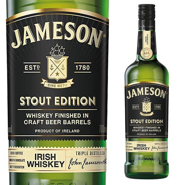 ジェムソン スタウトエディション 40度 700ml ウイスキー アイリッシュ|リカオー PayPayモール店