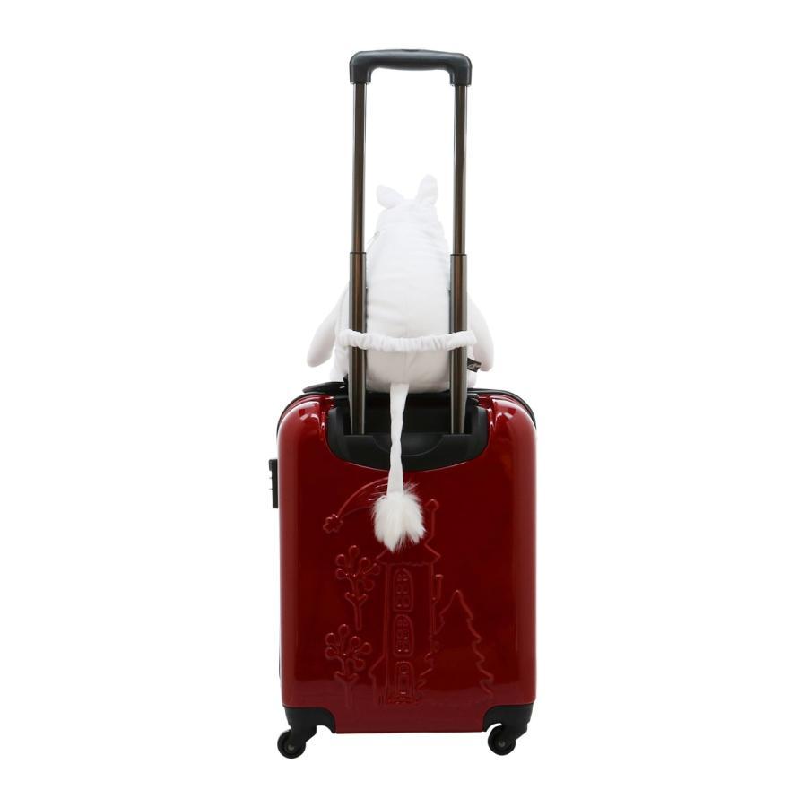ムーミン スーツケース 35L 47.5cm 2.7kg ハード ファスナー レディース MM2-013 MOOMIN | キャリーケース TSAロック搭載 [PO10]|richard|11