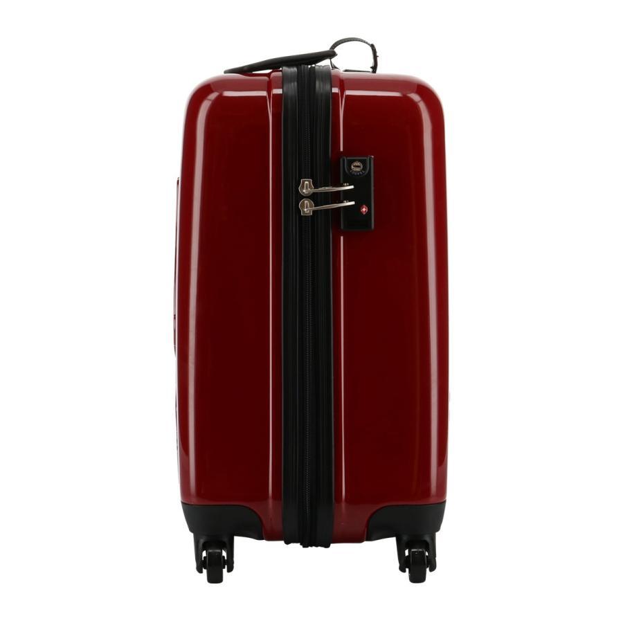 ムーミン スーツケース 35L 47.5cm 2.7kg ハード ファスナー レディース MM2-013 MOOMIN | キャリーケース TSAロック搭載 [PO10]|richard|03