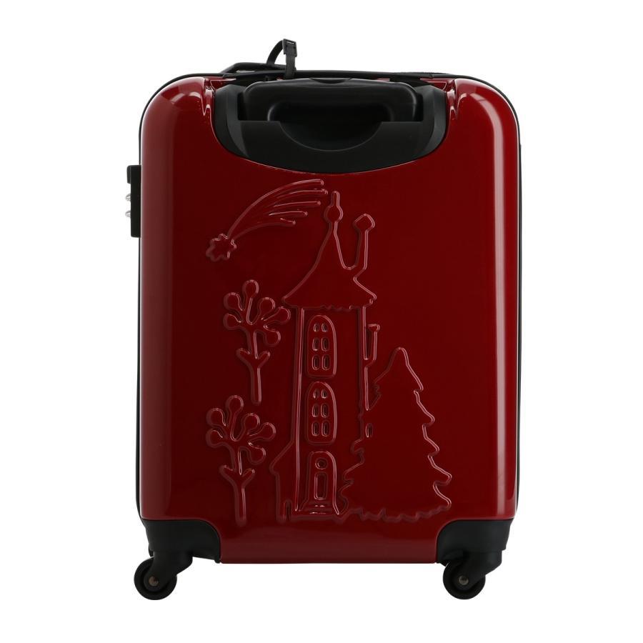 ムーミン スーツケース 35L 47.5cm 2.7kg ハード ファスナー レディース MM2-013 MOOMIN | キャリーケース TSAロック搭載 [PO10]|richard|05