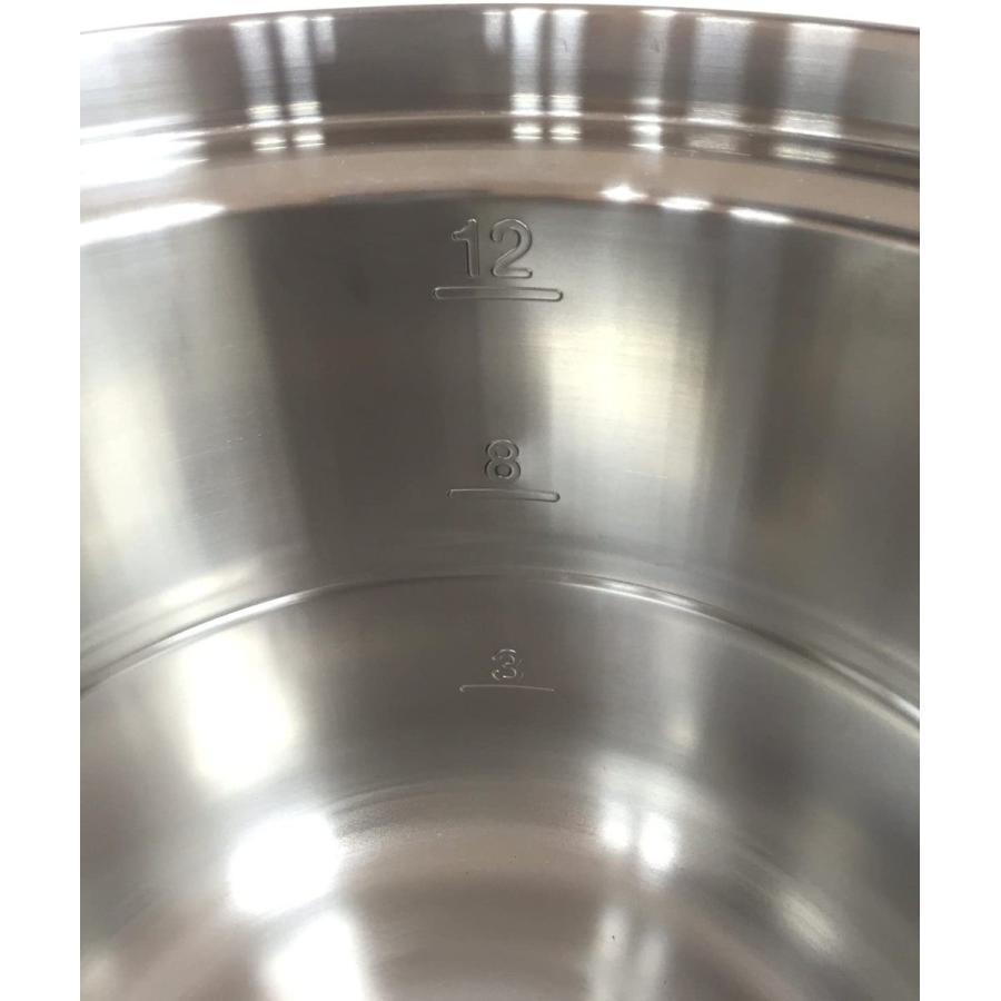 タイガー マイコンスープジャー 業務用 ステンレス 12L JHI-M120-XS