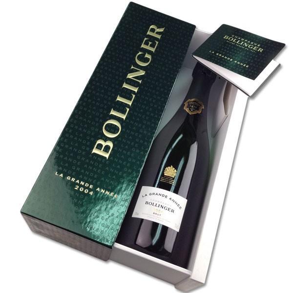 Bollinger La Grande Annee [2004] 【正規品:BOX付】/ ボランジェ ラ グランダネ [FR][白泡][19]