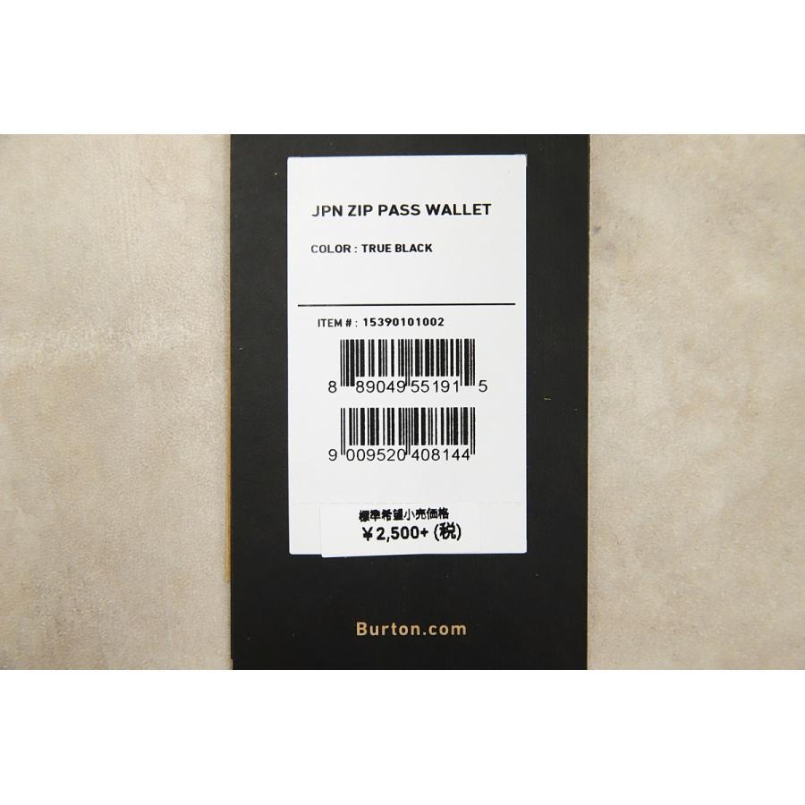 【送料無料】アウトレット BURTON バートン 2019 ZIP PASS WALLET  日本限定 パスケース 新品 正規品 Fア2|riggotou|02