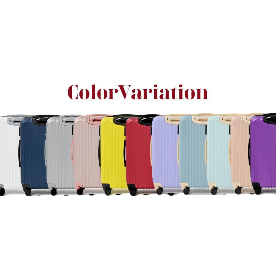 【今だけマスクプレゼント♪】スーツケース  RIKOPIN公式 SSサイズ  (ダイヤルロック) 機内持ち込み sc-002ss 軽量 シンプル 送料無料  キャリーバッグ おしゃ|rikopin|10