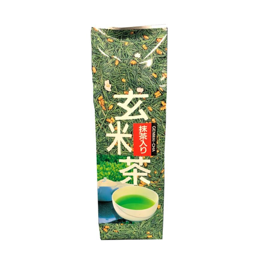 抹茶入り玄米茶200g
