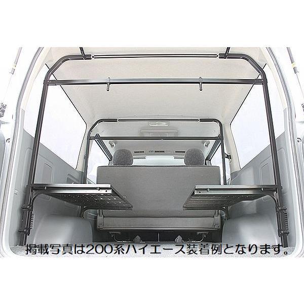職人棚2.5人工(手元左右棚セット)NV350キャラバン標準ボディ2/4WD[ロールーフのみ]◆グレード選択必要 ◆代引注文不可|rim