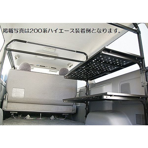 職人棚手元2.5人工(右棚2枚セット)NV350キャラバン標準ボディ2/4WD[ロールーフのみ]◆グレード選択必要 ◆代引注文不可|rim