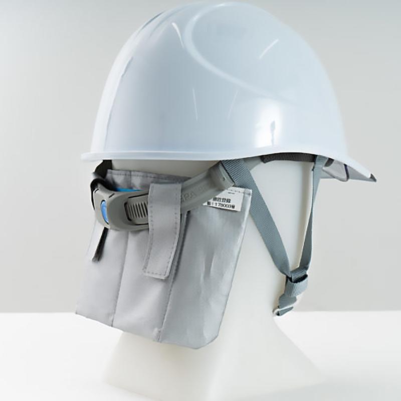 メール便対応 熱中症対策 ヘルメット 建設業 現場 農作業 工事 クール 暑さ対策 熱中症対策グッズ そーかいくんII|ring-g|08