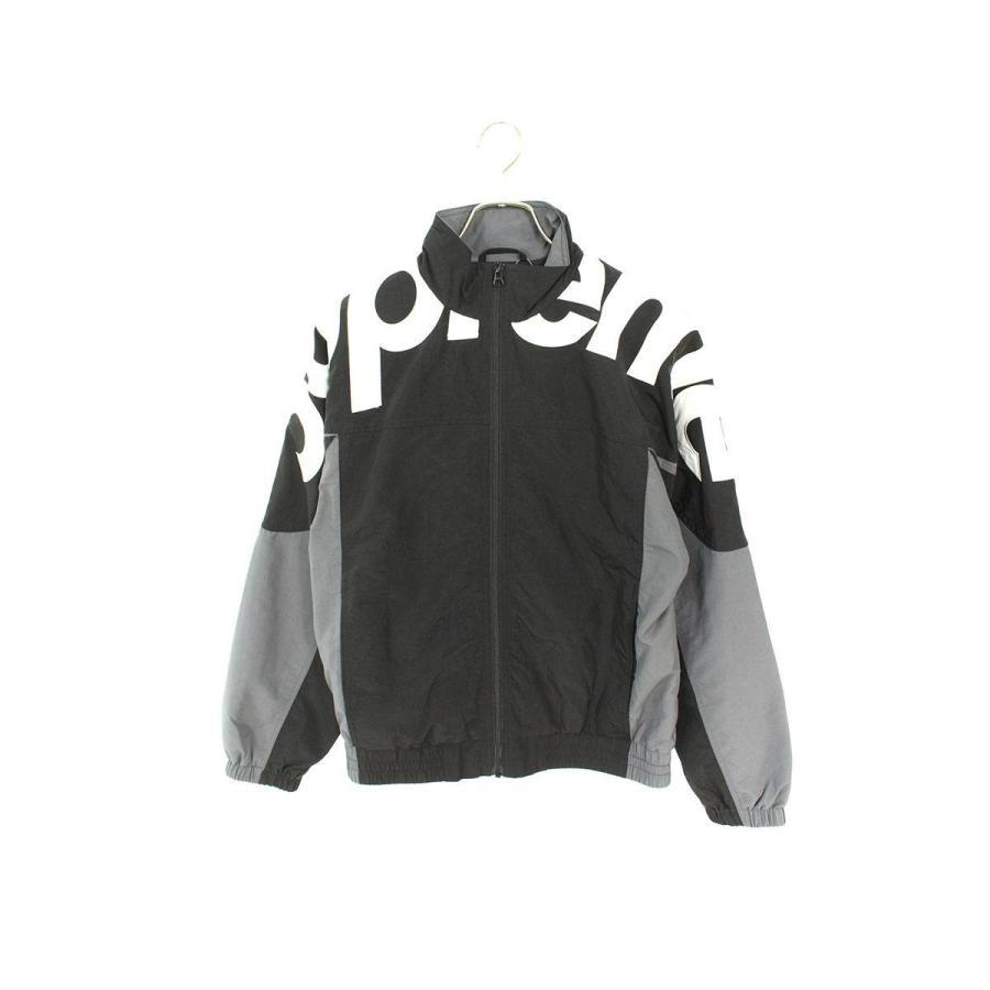 最新作 シュプリーム シュプリーム SUPREME 19AW Shoulder Jacket ブラック logo Track Jacket ショルダーロゴトラックジャケット S ブラック【NO05】【612191】【】, SHIMURA:3daa8fdc --- airmodconsu.dominiotemporario.com