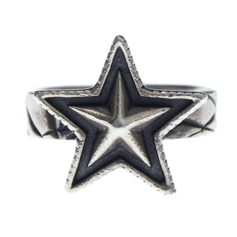 輝い コディーサンダーソン CODY SANDERSON SANDERSON Small Star Ring スモールスターリング Ring 11号 シルバー シルバー【SB01】【702191】【】, コスドマチ:9743ed29 --- airmodconsu.dominiotemporario.com