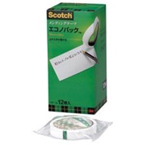 (業務用5セット) スリーエム 3M メンディングテープ MP-18 18mm×30m 12巻