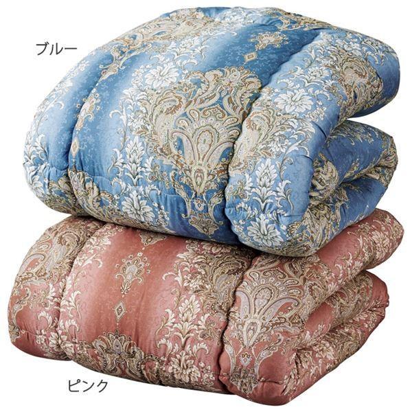 〔ASAHI 〔ASAHI KASEI〕 温感調節 掛け布団/寝具 〔ダブル ブルー〕 日本製 アクアミュー 〔寝室 ベッドルーム〕