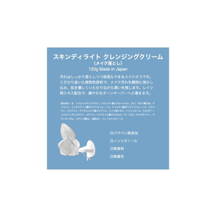 RINKR(リンカー)化粧落とし スキンディライト クレンジングクリーム rinkr 04