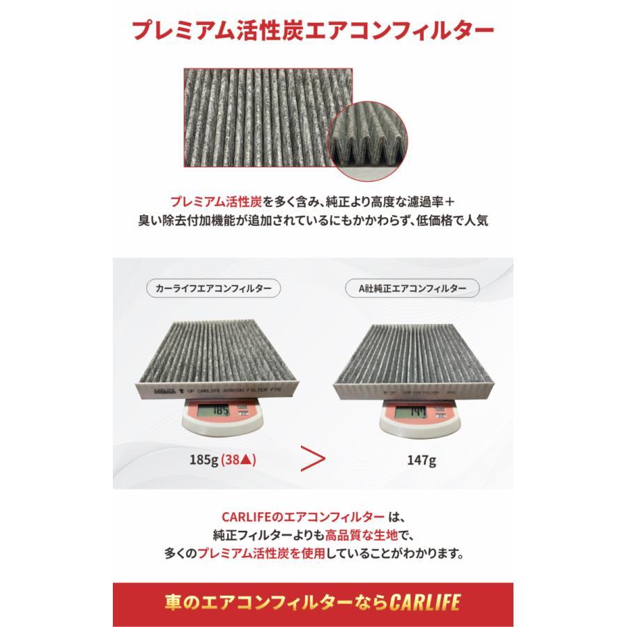 ハスラー H26.1~H30.11 特殊3層構造 活性炭入り 95861-50ME0 エアコンフィルター|rinne-store|05