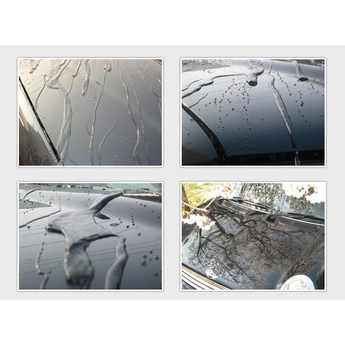 ガラスコーティング剤 最強 業務用 コーティング剤 車 カーコーティング剤 カーワックス 艶 油膜 水垢 親水 撥水 滑水 疎水 リピカ ( THPコート 200ml )|ripicar|04